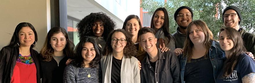 CARE Ambassadors group photo